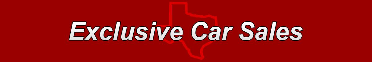 Exclusive Car Sales